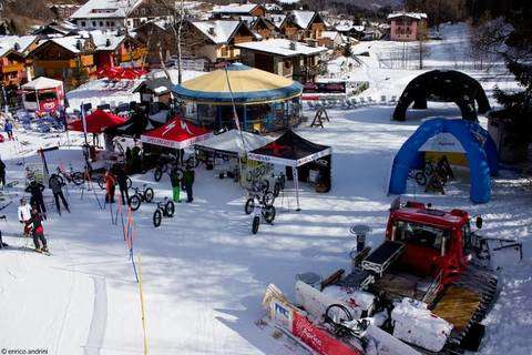 Bike Snow Events (foto Andrini)