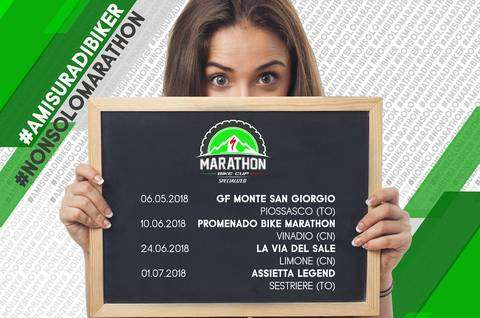 Calendario Marathon Bike Cup Specialized 2018