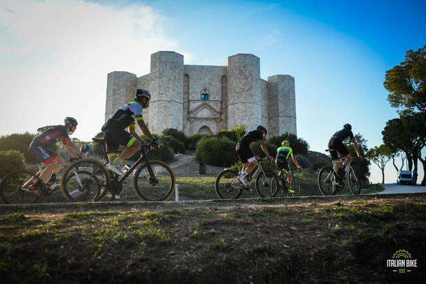 Concluso in Puglia Shimano Steps Italian Bike Test 2019