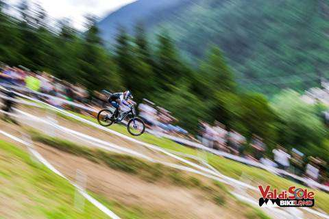 Coppa del Mondo Downhill in Val di Sole (foto omnia)