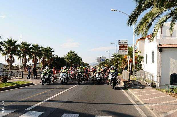 Granfondo Loano On Energy al via (foto Play Full)