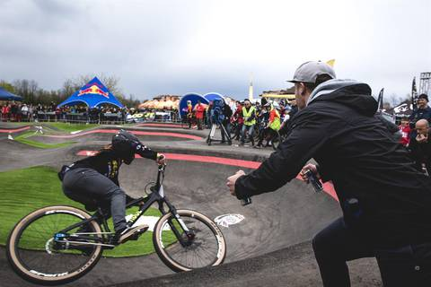 Red Bull Pump Track World Championship a  Lainate (foto federciclismo) (1)