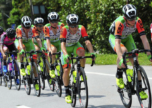 Team Bardiani CSF (foto bettini)
