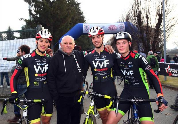 Team VVF (foto Soncini federciclismo)
