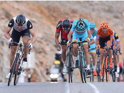 Tour of Oman tappa 2 Boasson Hagen vince su Nibali (foto cyclingnews)