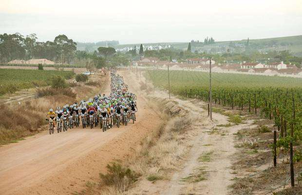 Absa Cape Epic tappa 5
