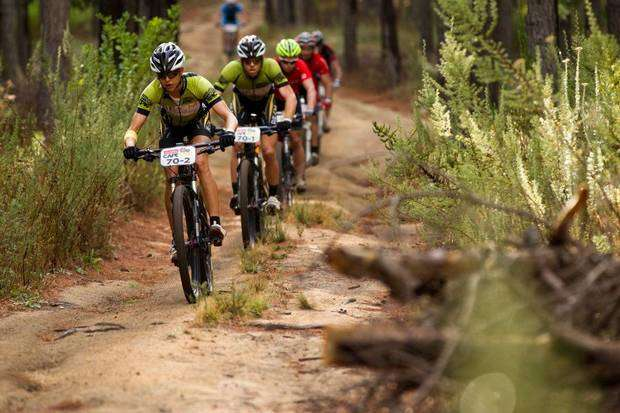 Absa Cape Epic sesta tappa