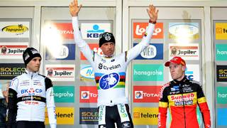 podio finale superprestige